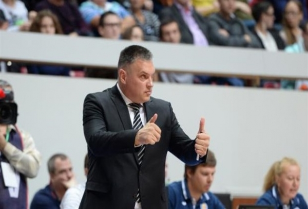 Evgeny Pashutin Became A New Head Coach